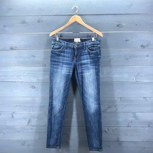 CURRENT/ELLIOTT Ankle Skinny Jeans in Brighton 29